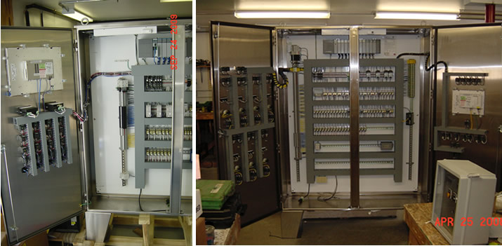 Electrical Installations, Inc  Control Panels